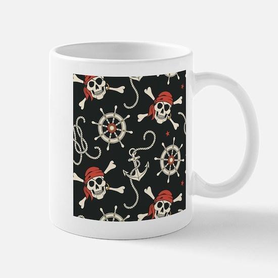 Pirate Skulls Mug