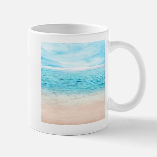 White Sand Beach Mug