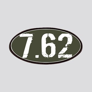 7.62 Ammo: Military Green Patch