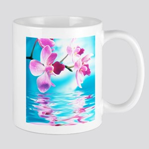 Beautiful Orchids Mug