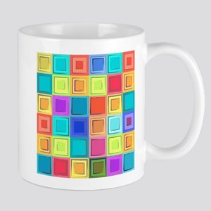Colorful Retro Mug