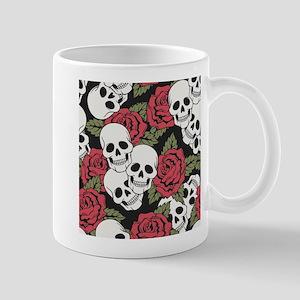 Skulls and Roses Mug