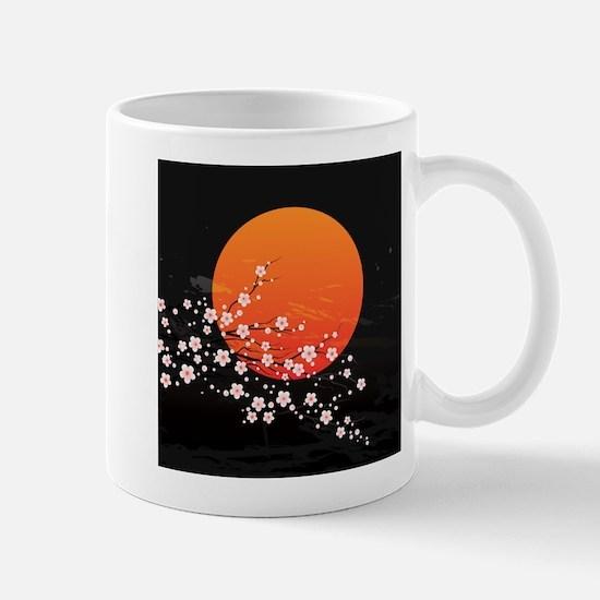 Asian Night Mug