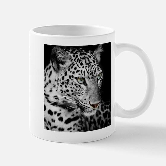 White Leopard Mug