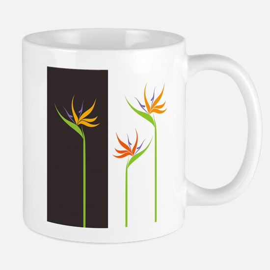 Bird of Paradise Flowers Mug