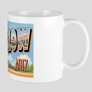 Winslow Arizona Greetings Mug