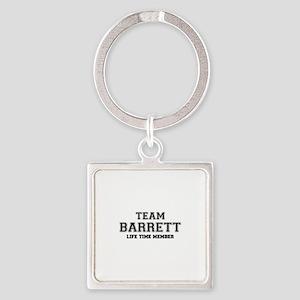 Team BARRETT, life time member Keychains
