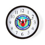 USS Mitscher (DL 2) Wall Clock
