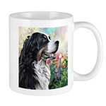 Bernese Mountain Dog Painting Mug