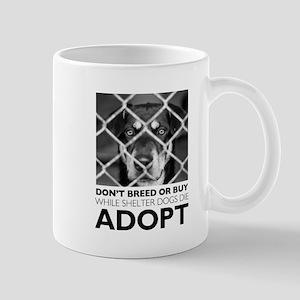 Shelter Dog Mug