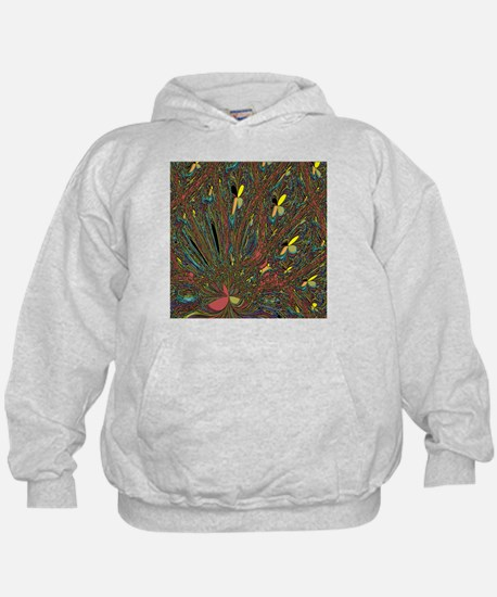 Abstract Delight Hoodie