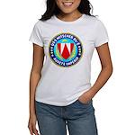 USS Mitscher (DL 2) Women's T-Shirt