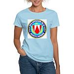USS Mitscher (DL 2) Women's Light T-Shirt