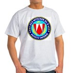 USS Mitscher (DL 2) Light T-Shirt
