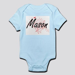 Mason Artistic Job Design with Butterfli Body Suit