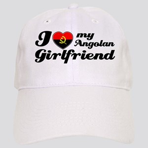 I love my Angolan girlfriend Cap