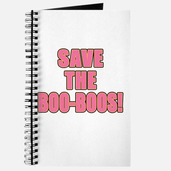 Save the BOO BOOs! Journal