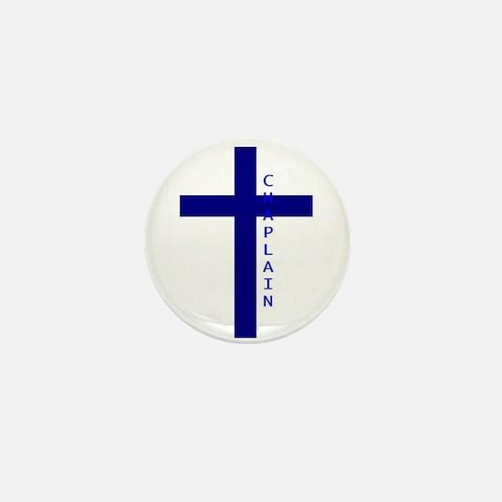 Cute Chaplain Mini Button