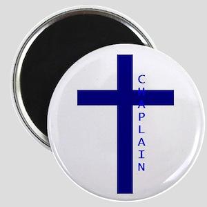 Chaplain Navy Blue/ Sapphire Blue Magnets