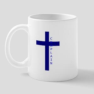 Chaplain Navy Blue/ Sapphire Blue Mugs