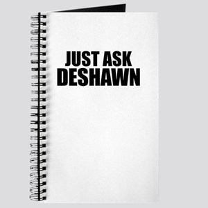 Just ask DESHAWN Journal