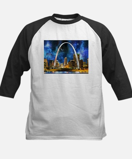 Spacey St. Louis Skyline Baseball Jersey