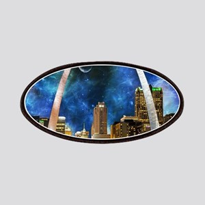 Spacey St. Louis Skyline Patch