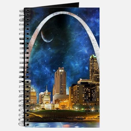 Spacey St. Louis Skyline Journal