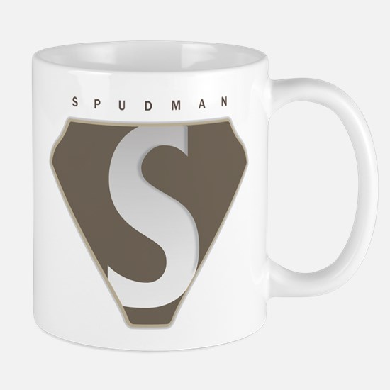 Proud To Be A Spudman Stainless Steel Travel Mugs