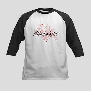 Microbiologist Artistic Job Design Baseball Jersey