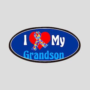 Autism Grandson Patch