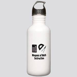 Math Weapons Stainless Water Bottle 1.0L
