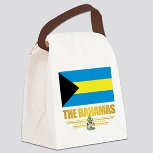The Bahamas Canvas Lunch Bag