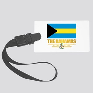 The Bahamas Luggage Tag