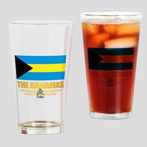The Bahamas Drinking Glass