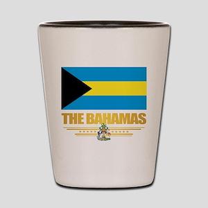 The Bahamas Shot Glass