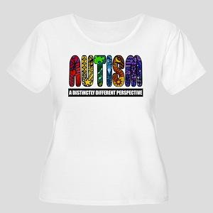 BEST Autism Design Plus Size T-Shirt