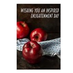 Enlightenment Day Postcards (package Of 8)