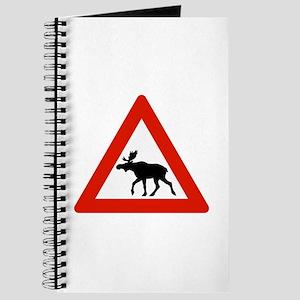 Caution Elks, Norway Journal