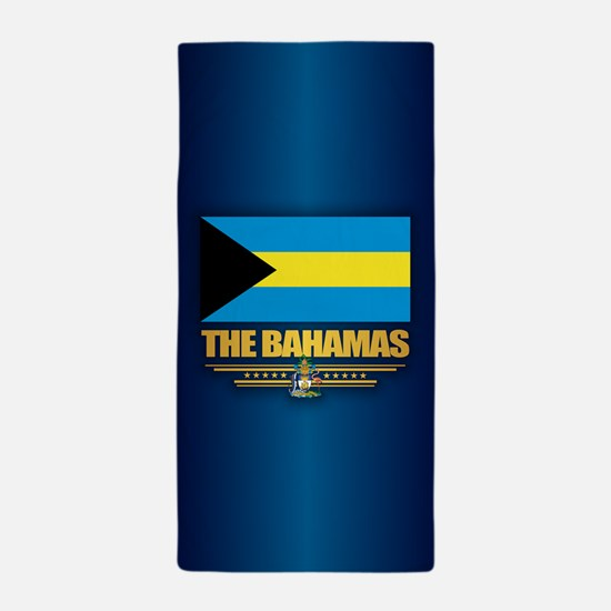 The Bahamas Beach Towel