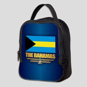 The Bahamas Neoprene Lunch Bag