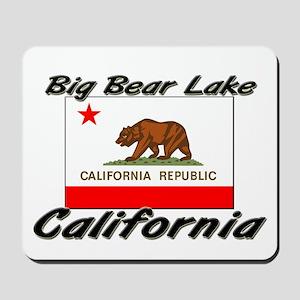 Big Bear Lake California Mousepad