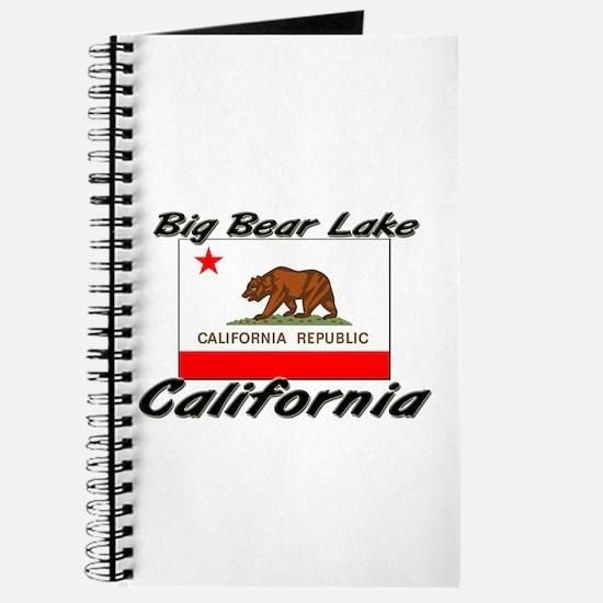 Big Bear Lake California Journal
