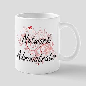Network Administrator Artistic Job Design wit Mugs
