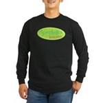 Scrapbooker gone wild! Long Sleeve Dark T-Shirt