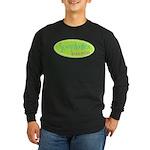 Scrapbooker gone wild! Long Sleeve Dark T-Shirt