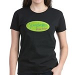 Scrapbooker gone wild! Women's Dark T-Shirt