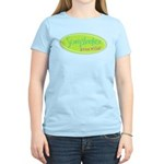 Scrapbooker gone wild! Women's Light T-Shirt