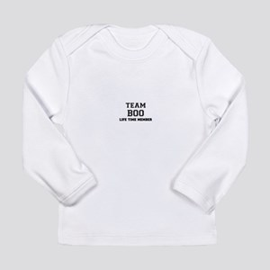 Team BOO, life time member Long Sleeve T-Shirt