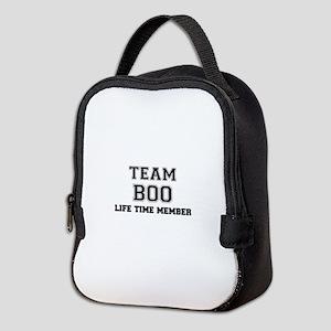 Team BOO, life time member Neoprene Lunch Bag